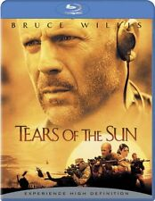 TEARS OF THE SUN New Sealed Blu-ray Bruce Willis