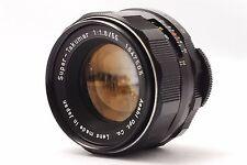 @ Minty!@ Asahi Opt Pentax Super Takumar 55mm f1.8 M42 Mount from Japan