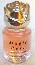 Miniature MAGIC ROSE By CHARRIER Eau De Parfum - EDP 4.6 ml - 0.15 Oz Rare Vntg