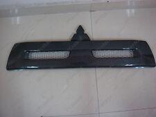 Carbon Fiber Front Mesh Grill Grille for 2008-2014 MItsubishi Lancer Evo 10 EX