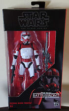 "STAR WARS BATTLEFRONT IMPERIAL SHOCK TROOPER BLACK SERIES 6"" ACTION FIGURE NEW"