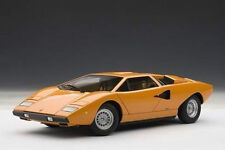 1:18 AUTOART LAMBORGHINI COUNTACH LP400 orange
