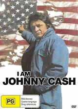 I Am Johnny Cash (DVD, 2016) (Region 4) Aussie Release