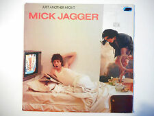 "MAXI 12"" POP 80s  ▒ MICK JAGGER : JUST ANOTHER NIGHT ( EXTENDED REMIX 7'12 )"