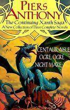 Xanth: The Continuing Xanth Saga by Piers Anthony (1997, Hardcover)LN