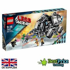 Lego Movie Super Secret Police Dropship 70815 *BRAND NEW & SEALED *RETIRED