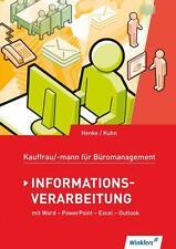 Kaufmann/Kauffrau für Büromanagement. Schülerband von Claus-Dieter Kuhn