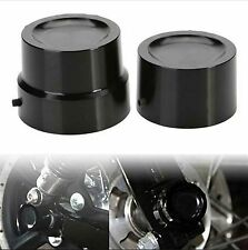 CNC Rear Axle Nut Cover Cap For Harley Softail Dyna V-Rod Sportster 883 1200 XL