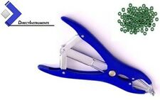 Puppy Tail Docking  Elastrator Stretching Forceps + 100 Bands Veterinary