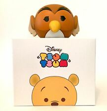 "DISNEY VINYLMATION 3"" TSUM TSUM VINYL SERIES WINNIE THE POOH OWL COLLECTIBLE TOY"