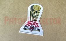 AC Milan Centenary 100 Years Serie A Embroider Patch / Badge