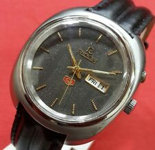 Vintage ricoh mens day date  automatic japan working wrist watch VV6035