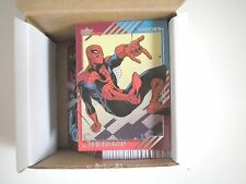 2015 Upper Deck Fleer Retro Marvel 60 Cards Complete Set