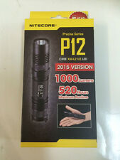 Nitecore P12 2015 Version CREE XM-L2 U2 LED Flashlight 1000 Lumens