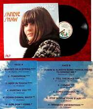 LP Sandie Shaw: Puppet on a String (Mode 509082) F