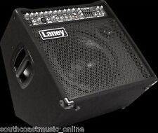 LANEY AH150 AUDIOHUB 5 CHANNEL / AMPLIFIER AMP GUITAR BASS KEYBOARD VOCALS DRUMS