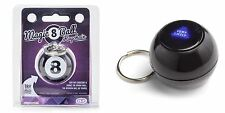 Magic 8 ball novelty  keyring fun stocking filler