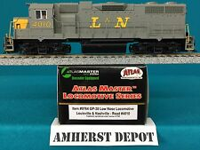 9764 Atlas HO GP 38 Low Nose Louisville & Nashville DCC Locomotive  NIB