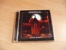 CD Unheilig - Grosse Freiheit - 2010 incl. Geboren um zu leben