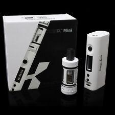 Temperature Control White Topbox Mini 50W Electronic Vapo Kit Tobacco Smoke