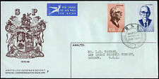 South West Africa 1968 President Fouche FDC First Day Cover #C36496