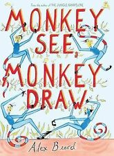 Monkey See, Monkey Draw, Beard, Alex, New Book