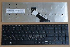 FOR Packard Bell Easynote TS11SB TSX62HR LS13HR LS13SB Keyboard Russian Black