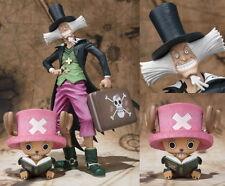 Figuarts Zero One Piece Tony Tony Chopper & Dr. Hiluluk PVC figure Bandai