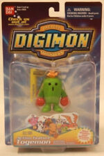 "Digimon 3"" Action Feature Togemon by Bandai - Mint On Card"