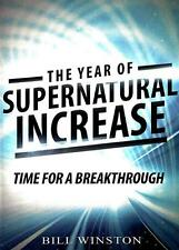 The Year of Supernatural Increase - Bill Winston Single DVD Teaching