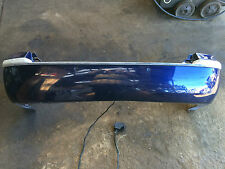 **BREAKING** Skoda Octavia Estate Rear Bumper (2002) Blue 9460
