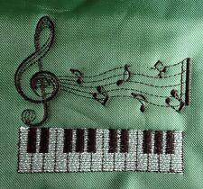 Personalised Piano Keyboard Music/School/PE/Gym/Drawstring Bag