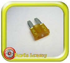 FUSE Micro2 Style 9mm 5 Amp Tan FOR Late Model Chrysler
