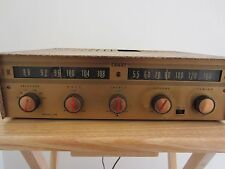 Vintage Allied Knight Tube Radio Tuner Amplifier Receiver Model 730 SX 730 Rare!