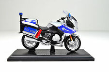 BMW R 1200 RT Polizei Deutschland Maßstab 1:18 Motorradmodell von Maisto