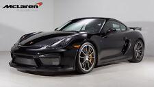 Porsche : Cayman GT4