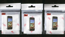 3M MICROFIBER CLEANING CLOTH 5 PACK COMPUTER TABLETS IPHONE IPAD LAPTOP CAMERA