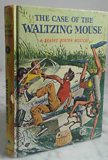 1961 THE CASE OF THE WALTZING MOUSE G.WYATT GOLDEN PRESS N.YORK IN12 BE