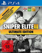 Sniper Elite 3-ultimate edition-ps4-emballage original