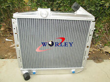 FOR 50MM RENAULT 5 SUPER 5/R5 9/11 GT TURBO AT 1985-1991 ALUMINUM ALLOY RADIATOR