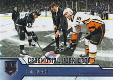 2016-17 UPPER DECK ROB BLAKE CEREMONIAL PUCK DROP #CPD-2 16-17