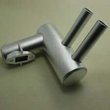 UK Pitts Muffler For GF26I / GP26R / DLE30 26cc-30cc rc gas airplane engine