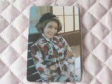 (ver. Sooyoung) Girls' Generation SNSD 5th Album Lion Heart Photocard KPOP