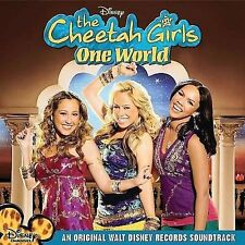 One World [Original Soundtrack] [Digipak] CD New 2008 Disney CHEETAH GIRLS