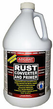 Rust Converter and Primer: Gallon -- One Step to Remove Rust and Prime Surface