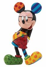Disney by Romero Britto Mickey Mouse Standing Figurine 15.5cm 4045141