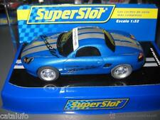 DIGITAL SUPERSLOT REF. C2737D PORSCHE BOXTER BLUE   1/32 NEW