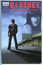 Banshee Origins Extended Version 1 IDW 2013 NM 9.8 Cinemax TV Show