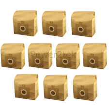 10x H63, H58, H64, U59 Vacuum Cleaner Bags for Hoover TFS7186 TFS7207 TFV2015
