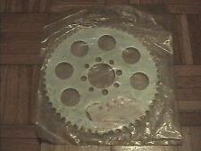 SUZUKI TS50 ER TS50X TSX50 STEEL REAR 54 TOOTH OPTION SPROCKET JTR801-54 NEW